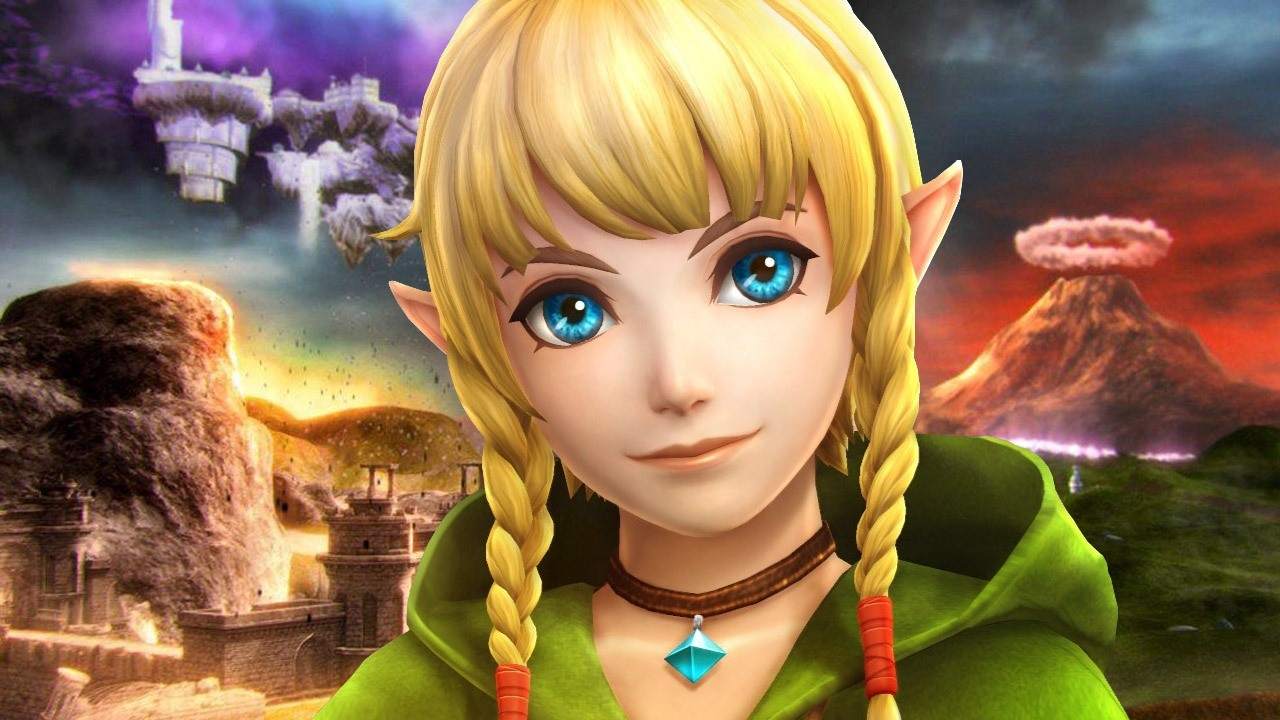 Modojo | Check Out Linkle's Moves in the Latest Hyrule Warriors Legends Trailer