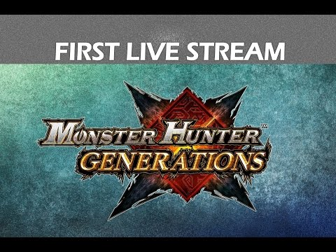 Modojo | Here's Two Hours of Monster Hunter Generations Gameplay