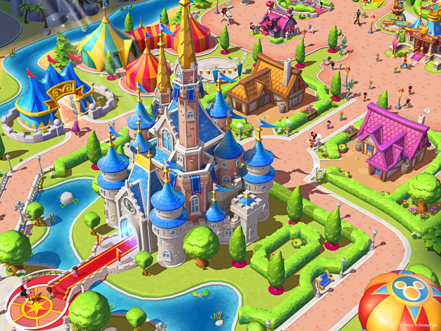 Modojo | Gameloft Releasing Disney Magic Kingdoms March 17