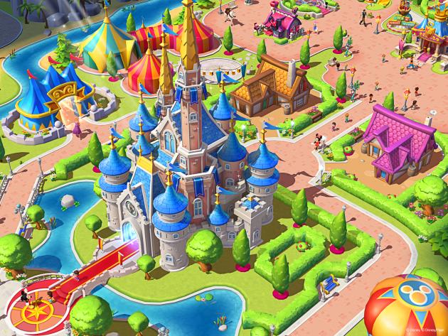 Modojo   Gameloft Releasing Disney Magic Kingdoms March 17