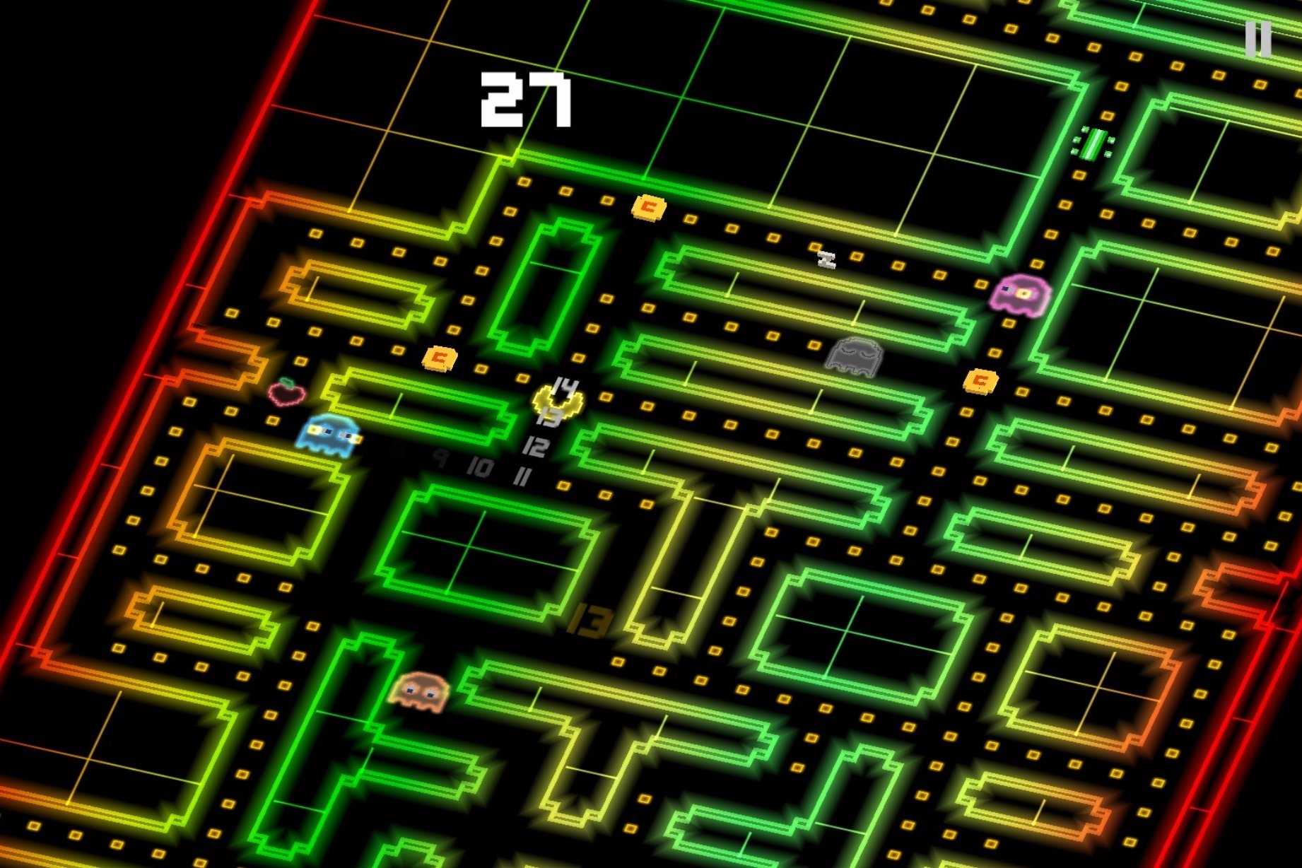Modojo | Get A Shiny New Theme For Your Pac-Man 256