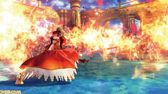 Modojo | Marvelous' Fate/Extella Game Finally Shown Off