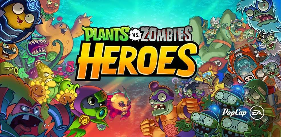Modojo | Plants vs. Zombies Heroes Is Jumping To Mobile