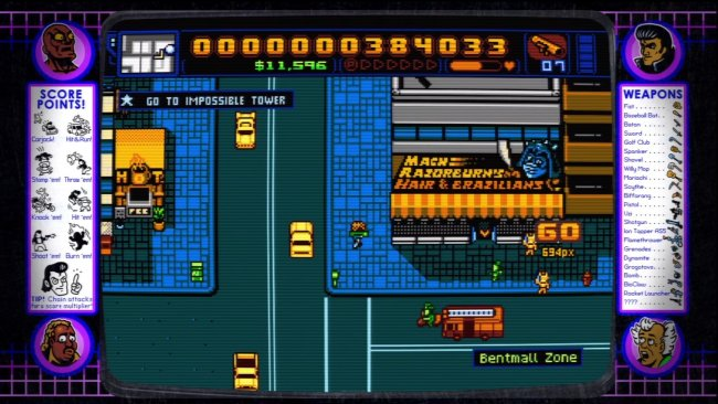 Modojo | Retro City Rampage DX Is Finally Available On Mobile