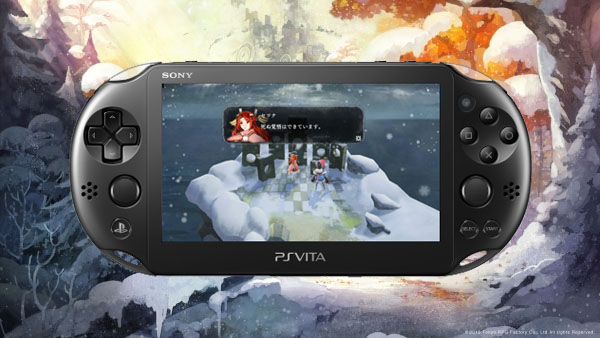 Modojo | Square Enix Will Consider I Am Setsuna for PS Vita If You Keep Begging