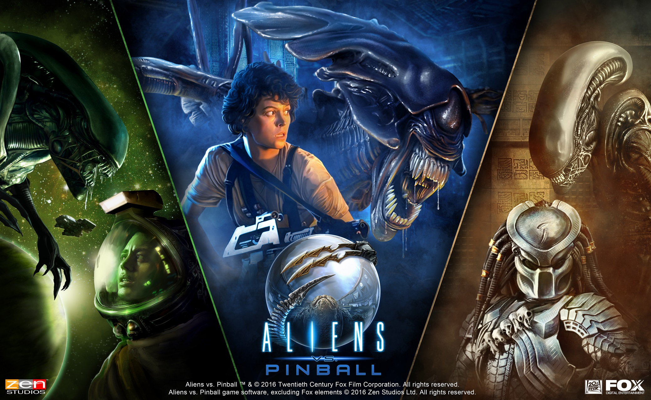 Modojo | Aliens vs. Pinball Is An Awesome Throwback To Your Favorite Sci-Fi Flick