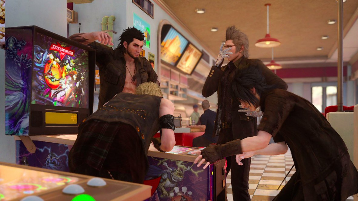Modojo | Final Fantasy XV Will Be Getting Its Own Mobile Game