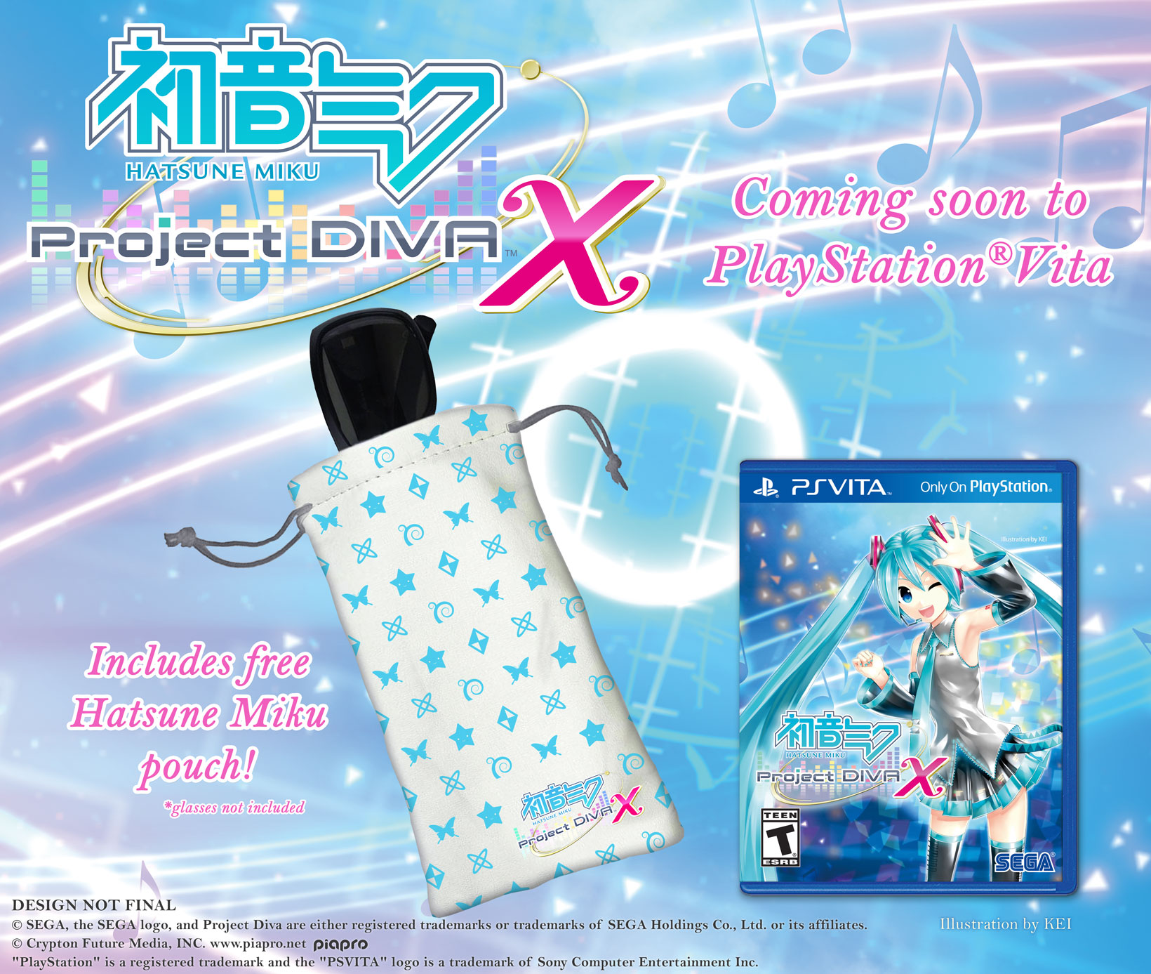 Modojo | Hatsune Miku: Project Diva X Getting A Physical Release