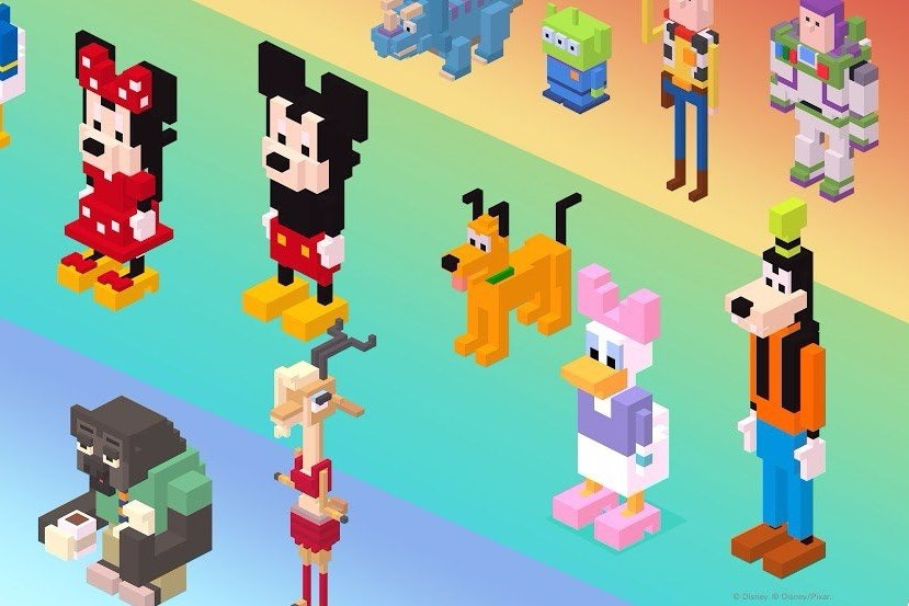 Modojo | Journey Into The Jungle Book With Disney Crossy Road