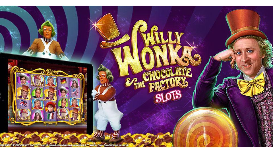 Modojo | Step Into A World of Pure Imagination With Willy Wonka Slots