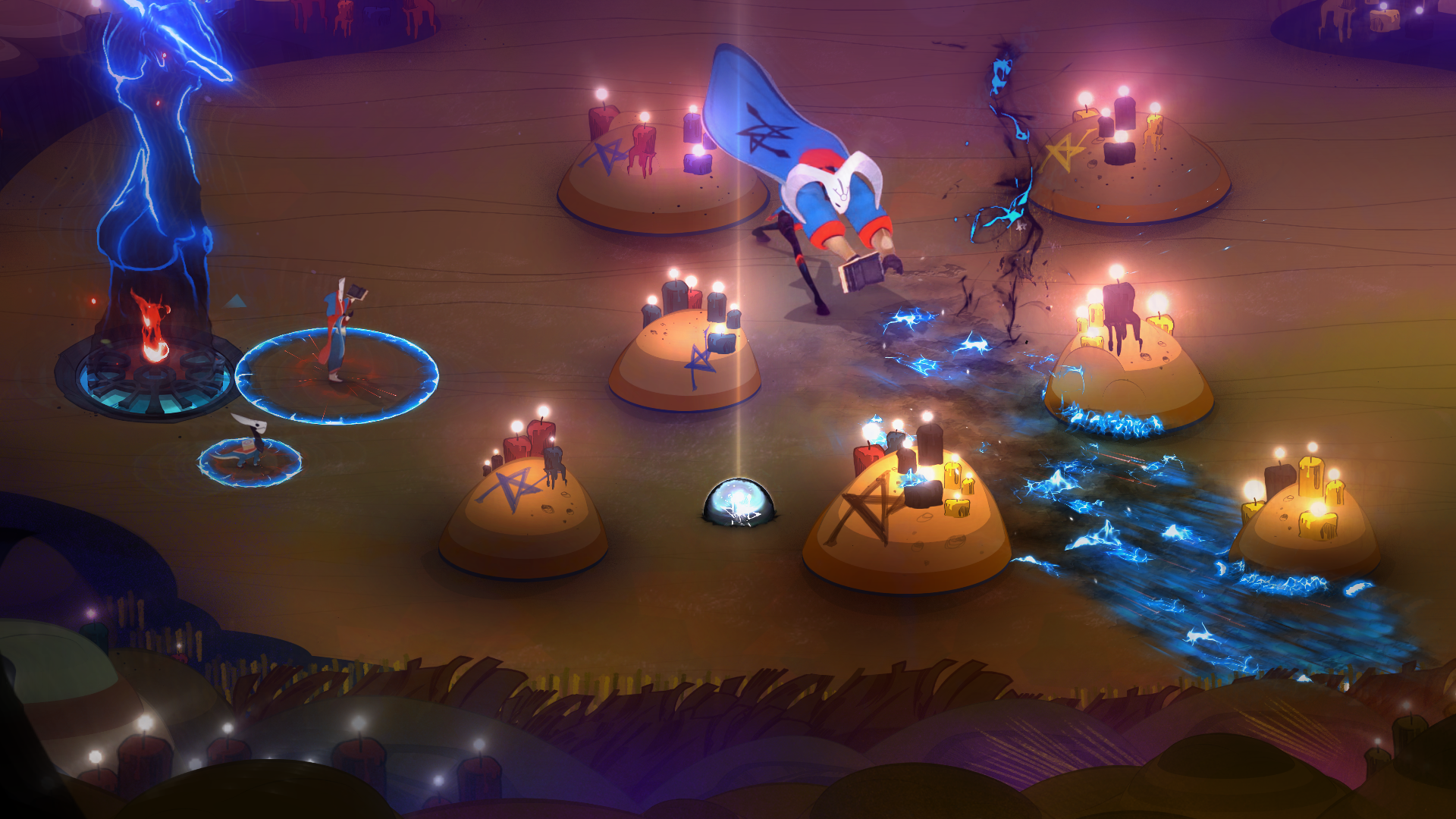 Modojo | Supergiant Games' Next Project Is RPG Pyre