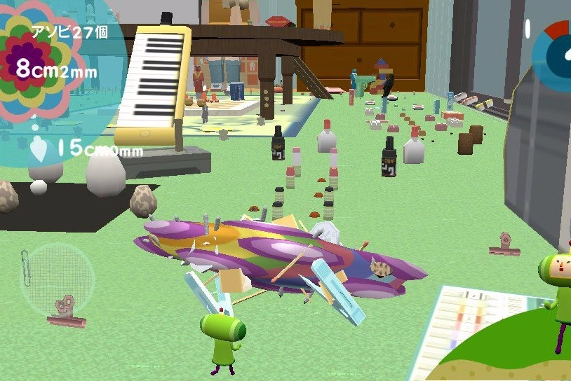 Modojo | What Could Amazing Katamari Damacy Be?