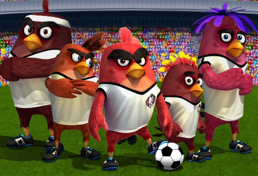 Modojo | Rovio Kicks Another Goal With Angry Birds Goal! In Soft-Launch Now