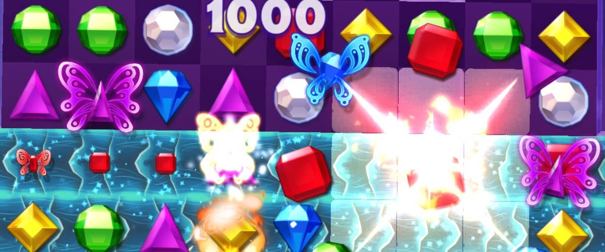 Modojo | Bejeweled Stars Is Dazzling Puzzle Fans On Android and iOS Now