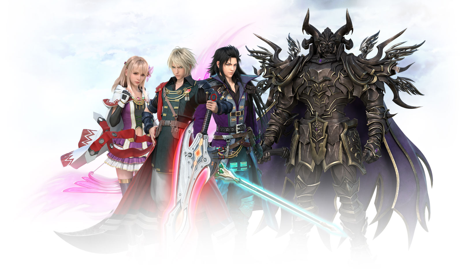Modojo | Final Fantasy Brave Exvius Is Headed Westward