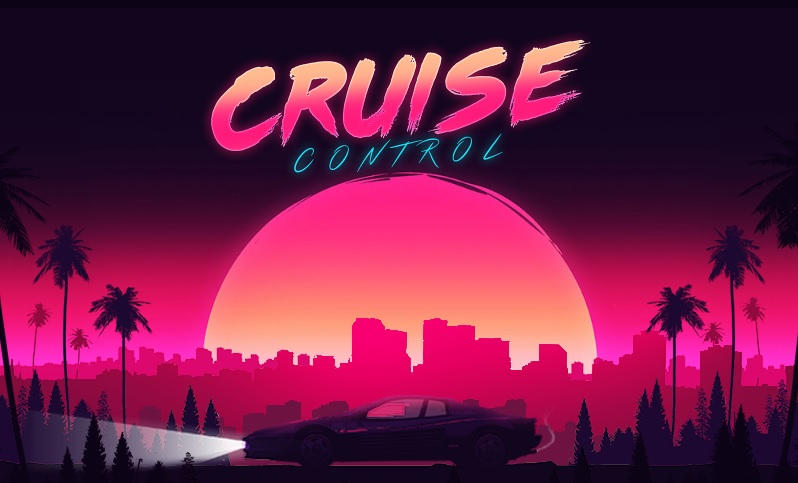 Modojo | Cruise Control Takes You On A Neon Trip To The '80s