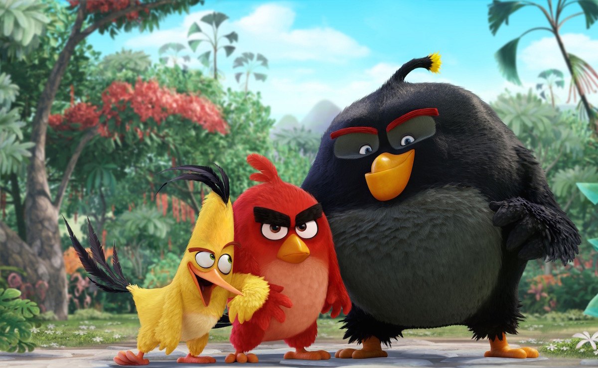 Modojo | Unlock A Special Angry Birds Level At The End of The Angry Birds Movie