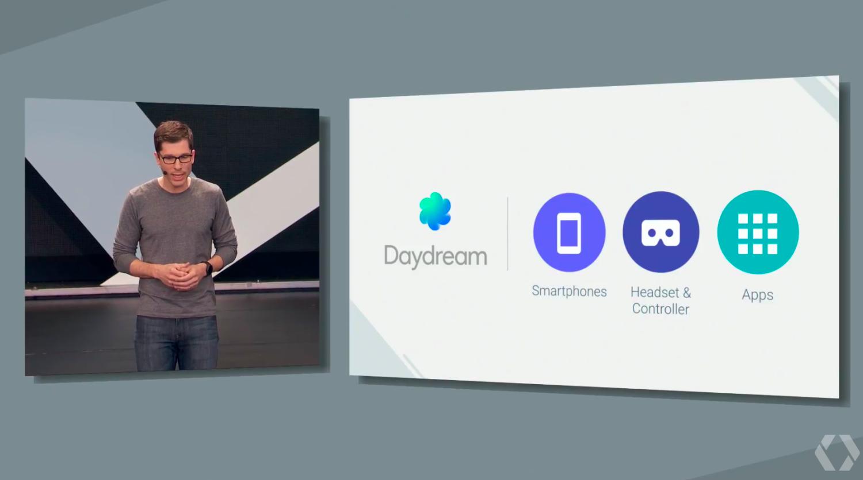 Modojo | Google I/O: Google Daydream Is A Reality