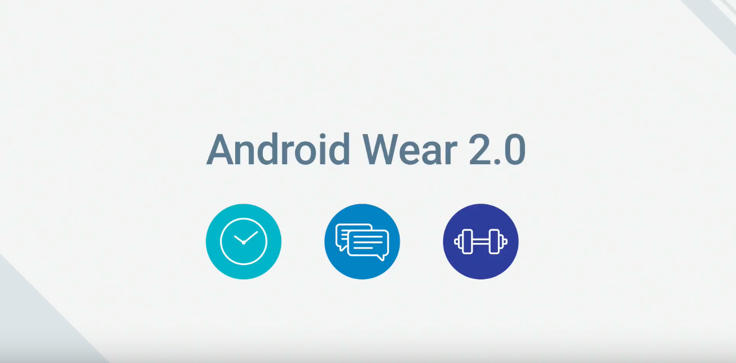 Modojo | Google I/O: Android Wear 2.0 Hits The Scene