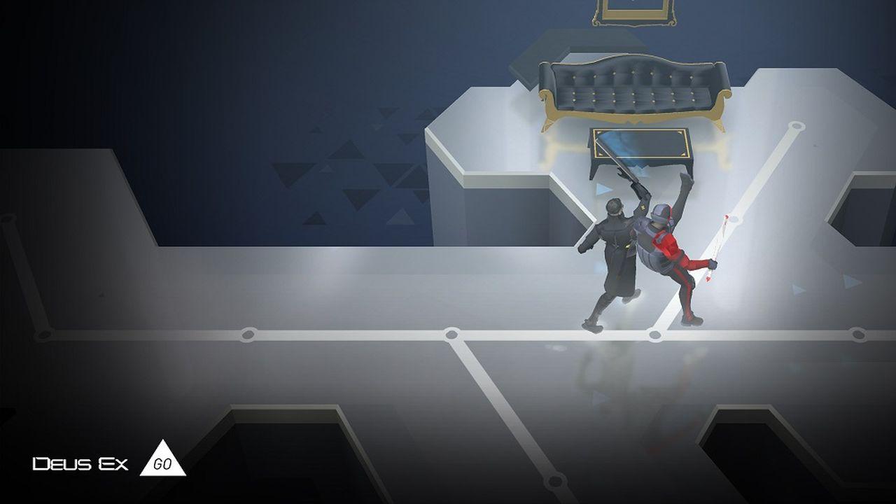 Modojo | Square Enix Announces Deus Ex Go