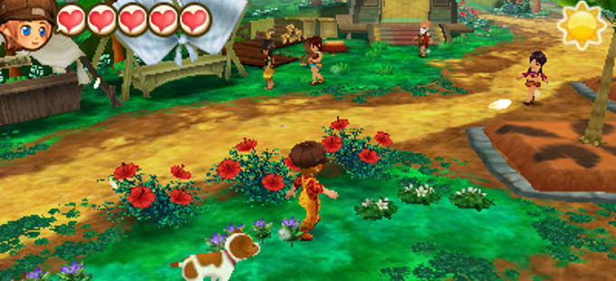 Modojo | Story of Seasons: Good Friends of Three Villages Gets House Extensions, Screenshots