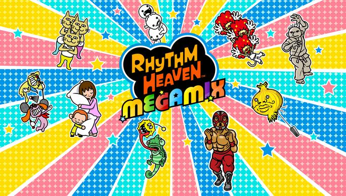 Modojo | E3 2016: Rhythm Heaven Megamix Is Available Now...Like, Right Now