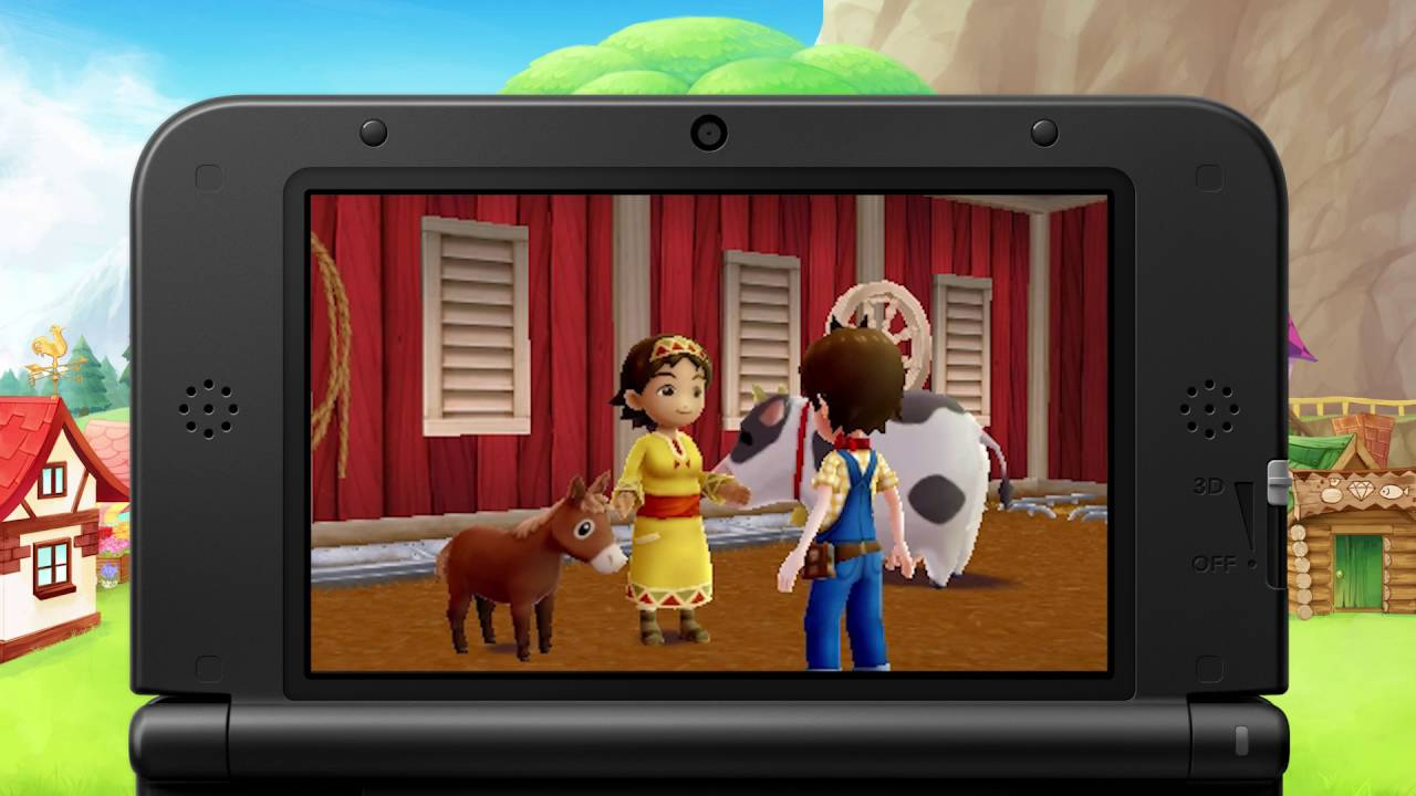Modojo | E3 2016: Natsume Reveals First E3 Trailer For Harvest Moon: Skytree Village