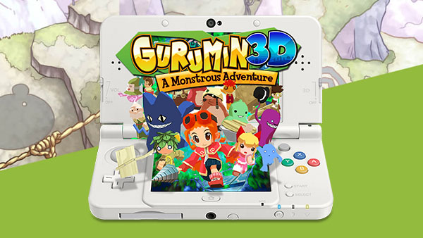 Modojo | E3 2016: Gurumin 3D: A Monstrous Adventure Slinking Onto 3DS This Summer