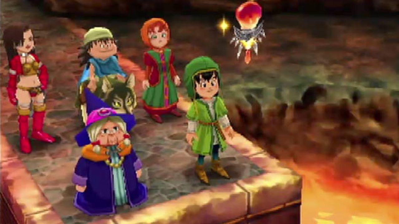 Modojo | E3 2016: Dragon Quest VII Gets September Release