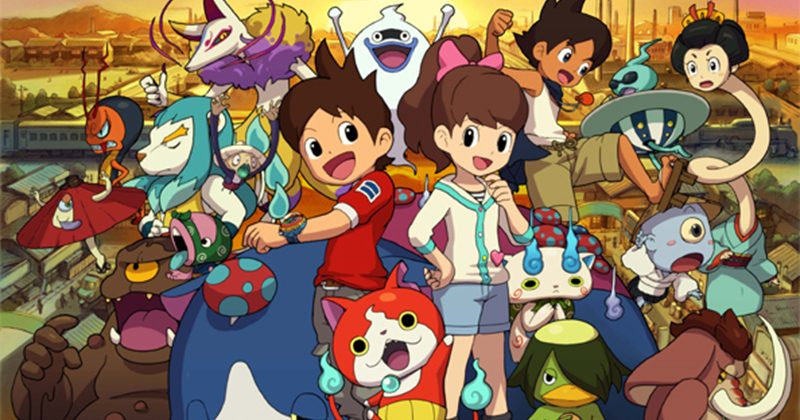 Modojo | E3 2016: Yo-kai Watch 2 Arrives This September
