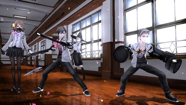Modojo | FuRyu's Caligula Is Getting A Western Release After All