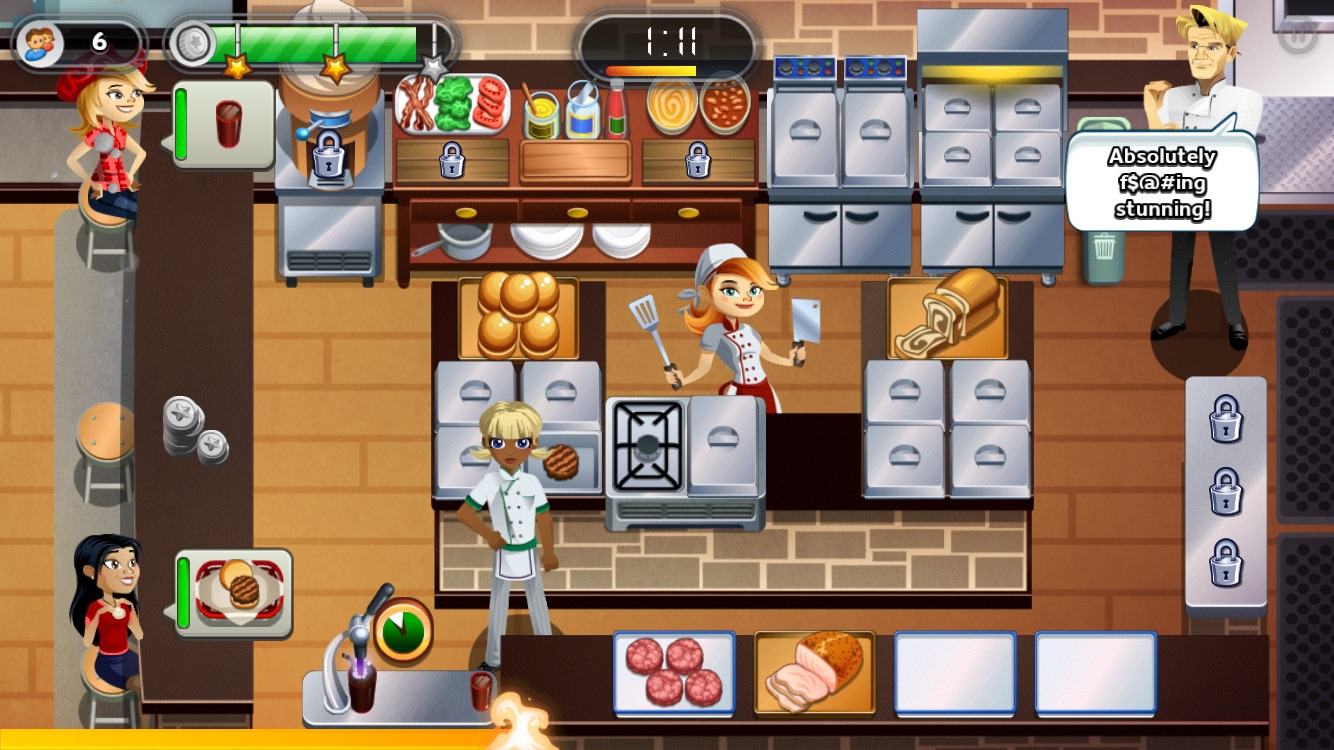 Modojo | Cook Alongside Gordon Ramsay Today in Gordon Ramsay DASH