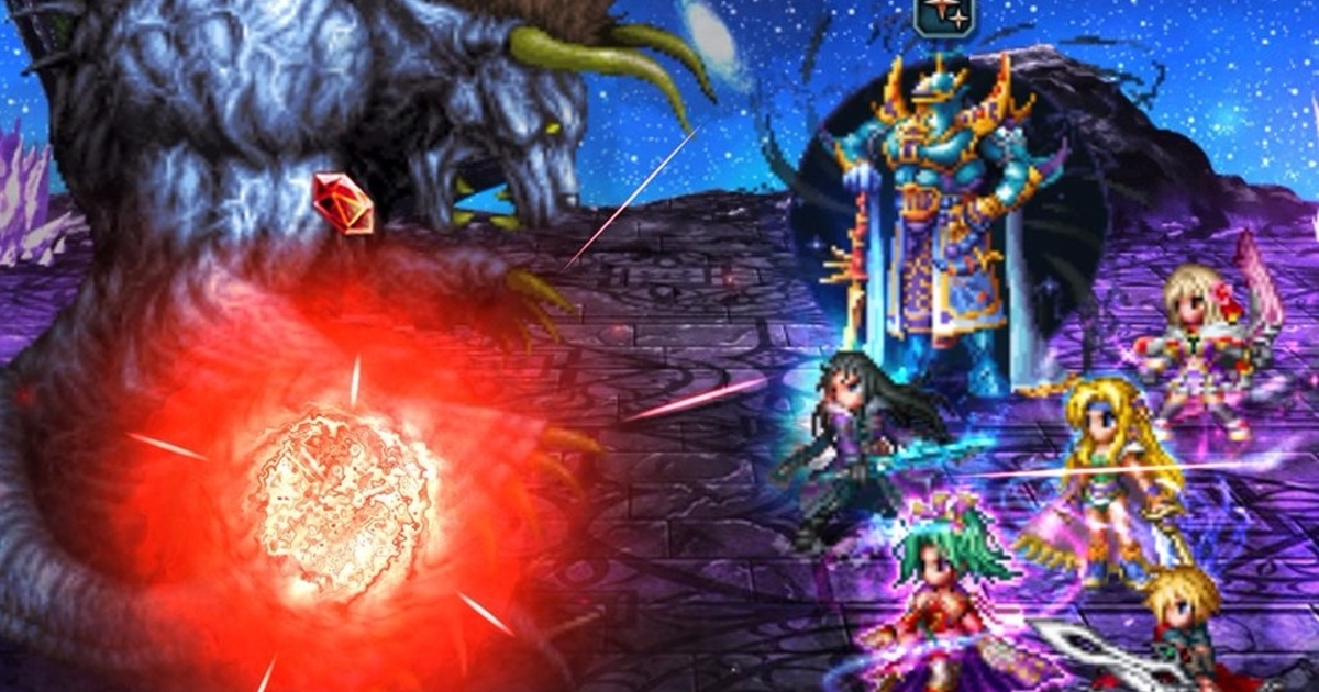 Modojo | How To Conquer Final Fantasy Brave Exvius