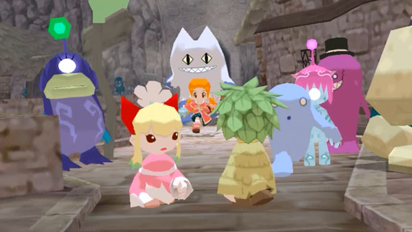 Modojo | Gurumin 3D's Debut Trailer Is Just As Adorable As Ever