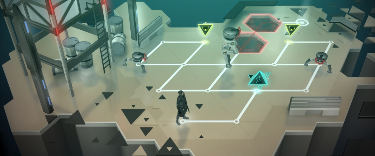 Modojo | Deus Ex Go Review: A Layer Deeper
