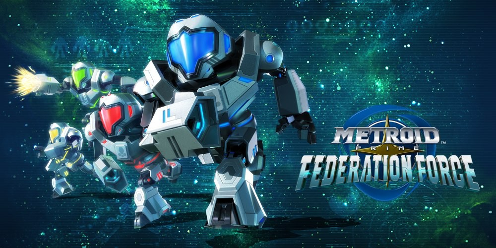 Modojo | Metroid Prime: Federation Force Review: Big Bots
