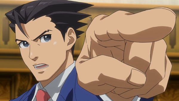 Modojo | Here's The Opening Animation For Ace Attorney: Spirit of Justice