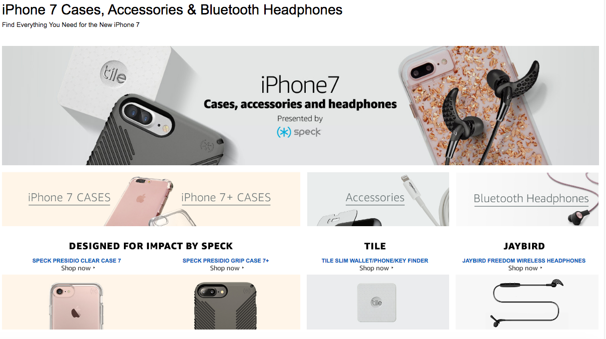 Modojo | Amazon May Have Just Ruined Apple's iPhone 7 Announcement