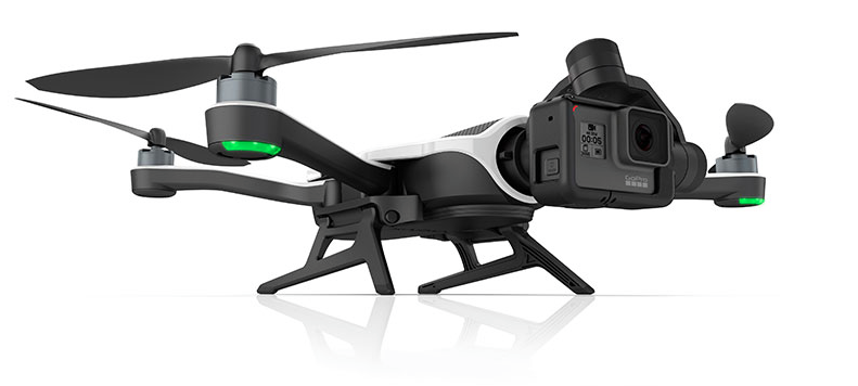 Modojo | GoPro Karma Drone, Hero 5 Black, and Hero 5 Session Cameras Release Dates Announced