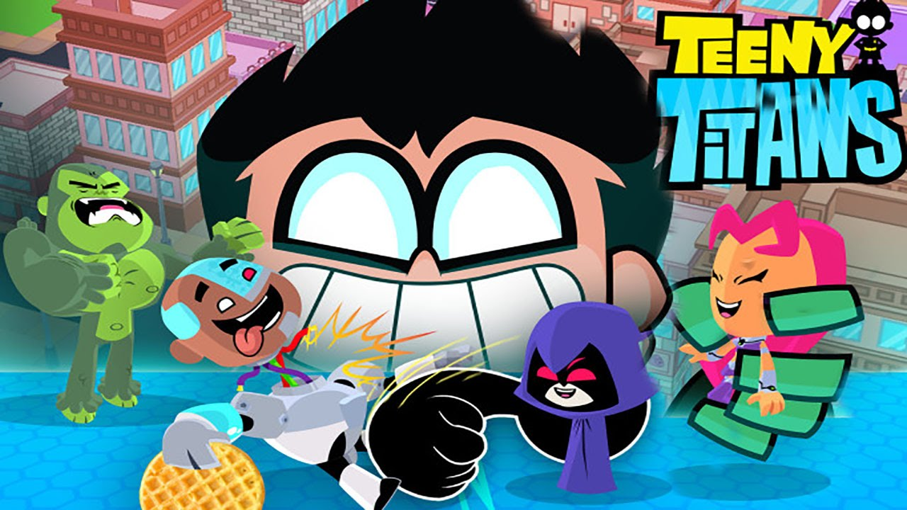 Modojo | Teeny Titans Gets A Big Update