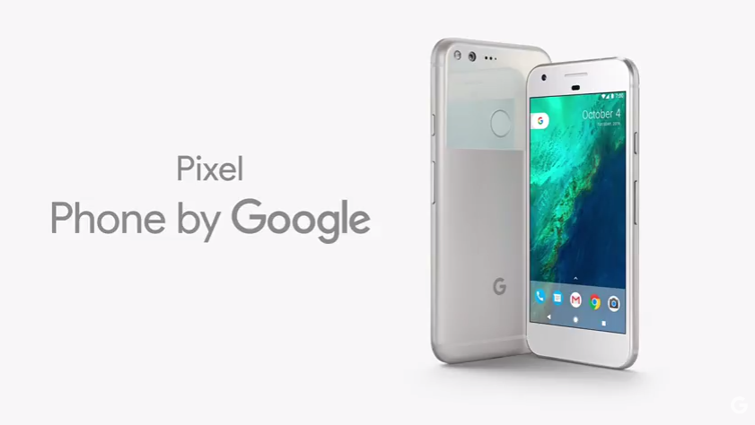 Modojo | Google Officially Unveils Google Pixel Smartphone