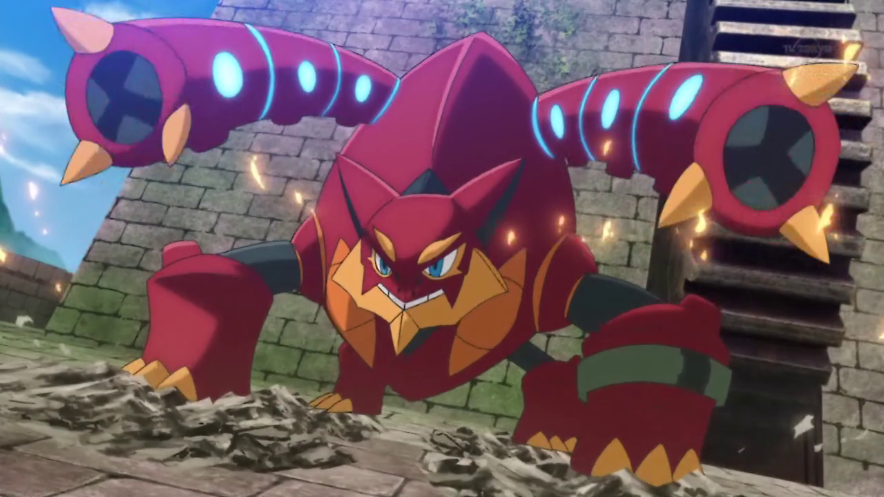 Modojo | Finish Your Pokédex With Volcanion Now Available at GameStop