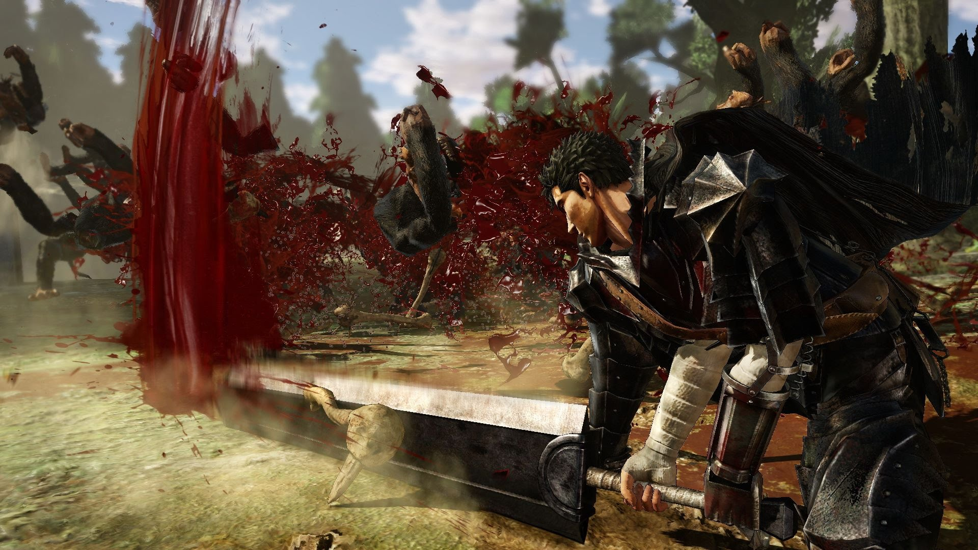 Modojo | Check Out Seven Action-Packed Minutes of Berserk and the Band of the Hawk Gameplay
