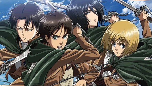 Modojo | Koei Tecmo Announces A New Attack on Titan Game For 3DS