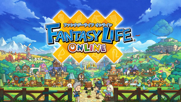 Modojo | Fantasy Life 2 Gets a Name Change to Fantasy Life Online