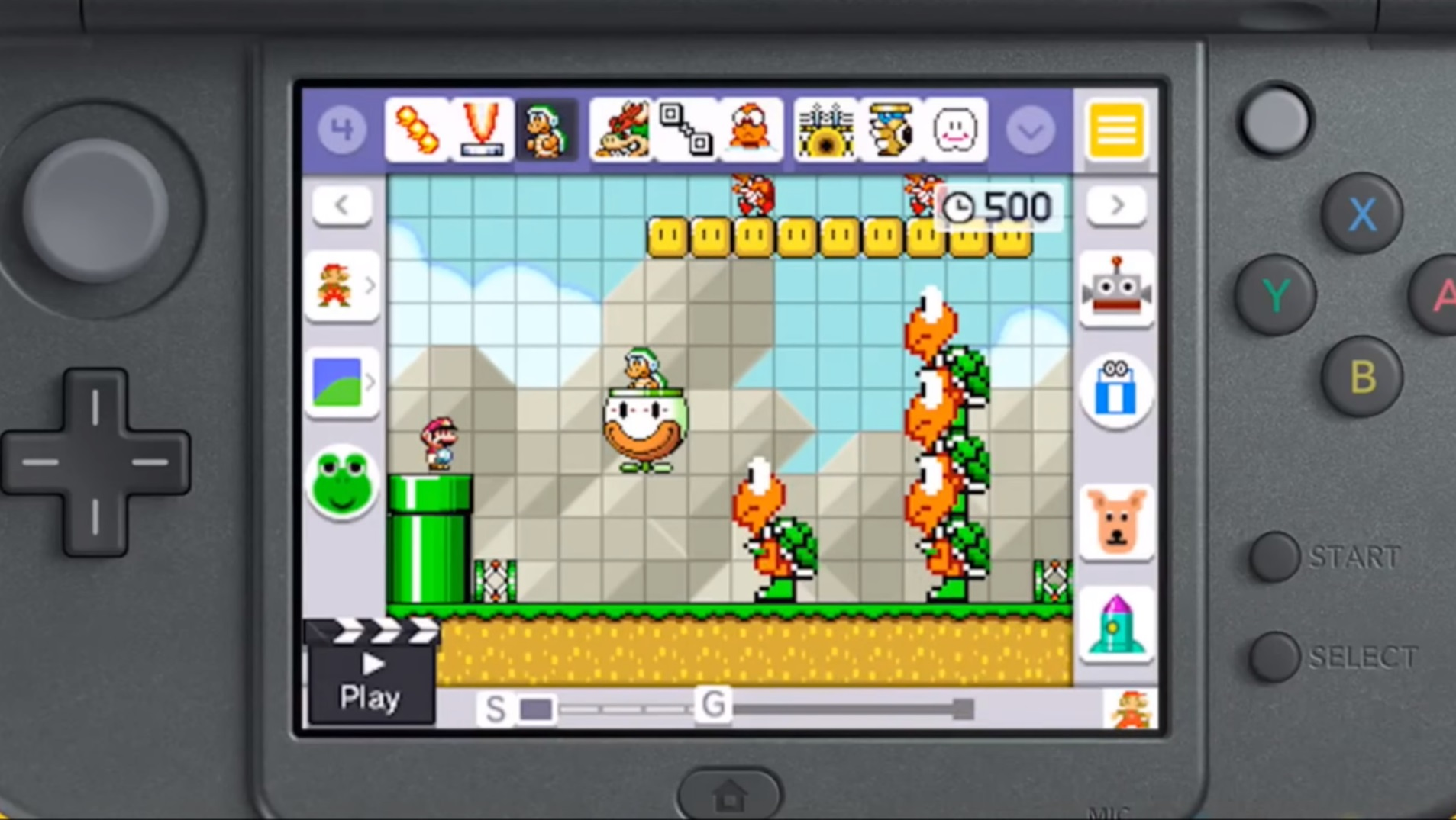 Modojo | Check Out the 'Medal Challenges' Trailer for Super Mario Maker for Nintendo 3DS