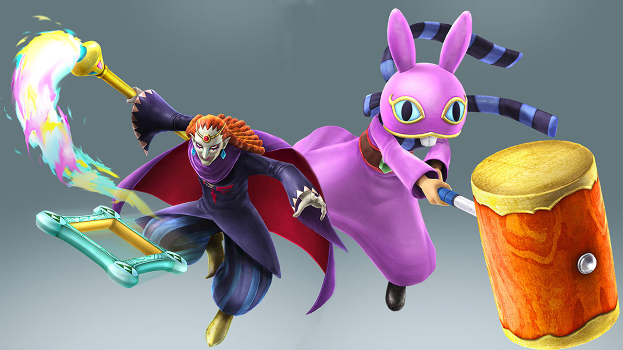 Modojo | Hyrule Warriors: Legends Gets A Link Between Worlds DLC Oct. 31