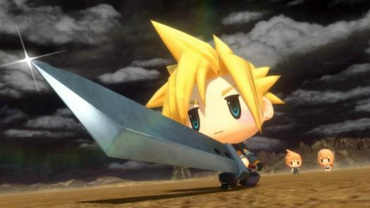 Modojo | World of Final Fantasy Review: Nostalgia Made New