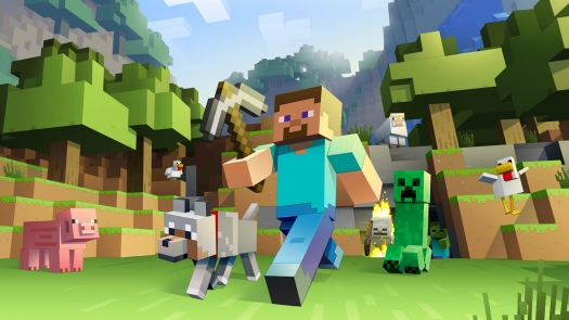Modojo | Minecraft Is Coming To Apple TV