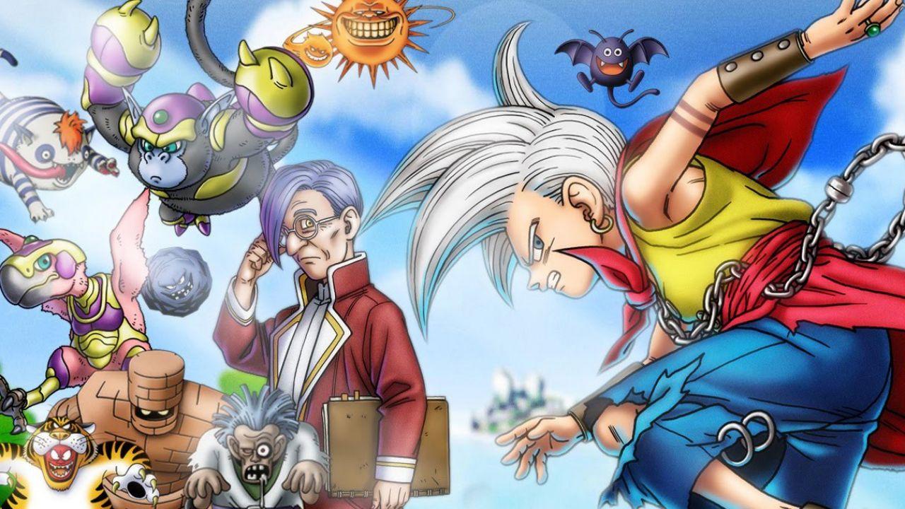 Modojo | Dragon Quest Monsters: Joker 3 Professional Gets an Official Website